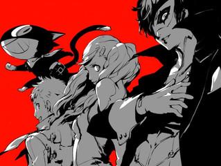 Persona 5 Delayed