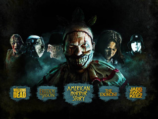 Halloween Horror Night at Universal Studios