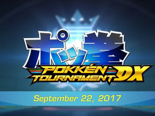 Pokken Tournament DX Announced