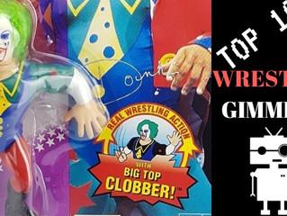 Top 10: Wrestling Gimmicks