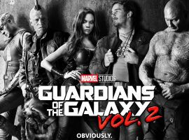 Confirmed: James Gunn Set for Guardians of the Galaxy, Vol. 3