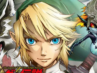 Twilight Princess to Appear in Manga Form