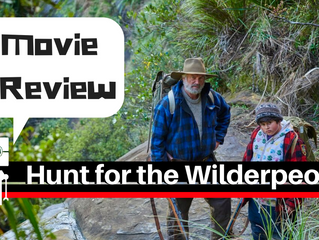 """""""Shit! Just! Got! Real!"""" with Hunt for the Wilderpeople"""