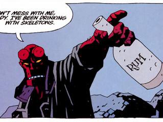 We're Getting More Hellboy!