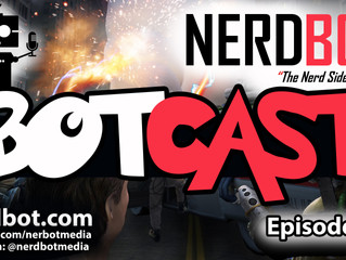 The BotCast Episode  7 - Ghostbusters, Gaming and Pokemon Go