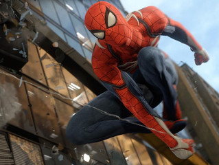 Spider-Man Gets Fashionable on PS4
