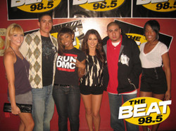 Danity Kane - Shannon, James, D Woods, Aundrea, DJ Quick & Dawn