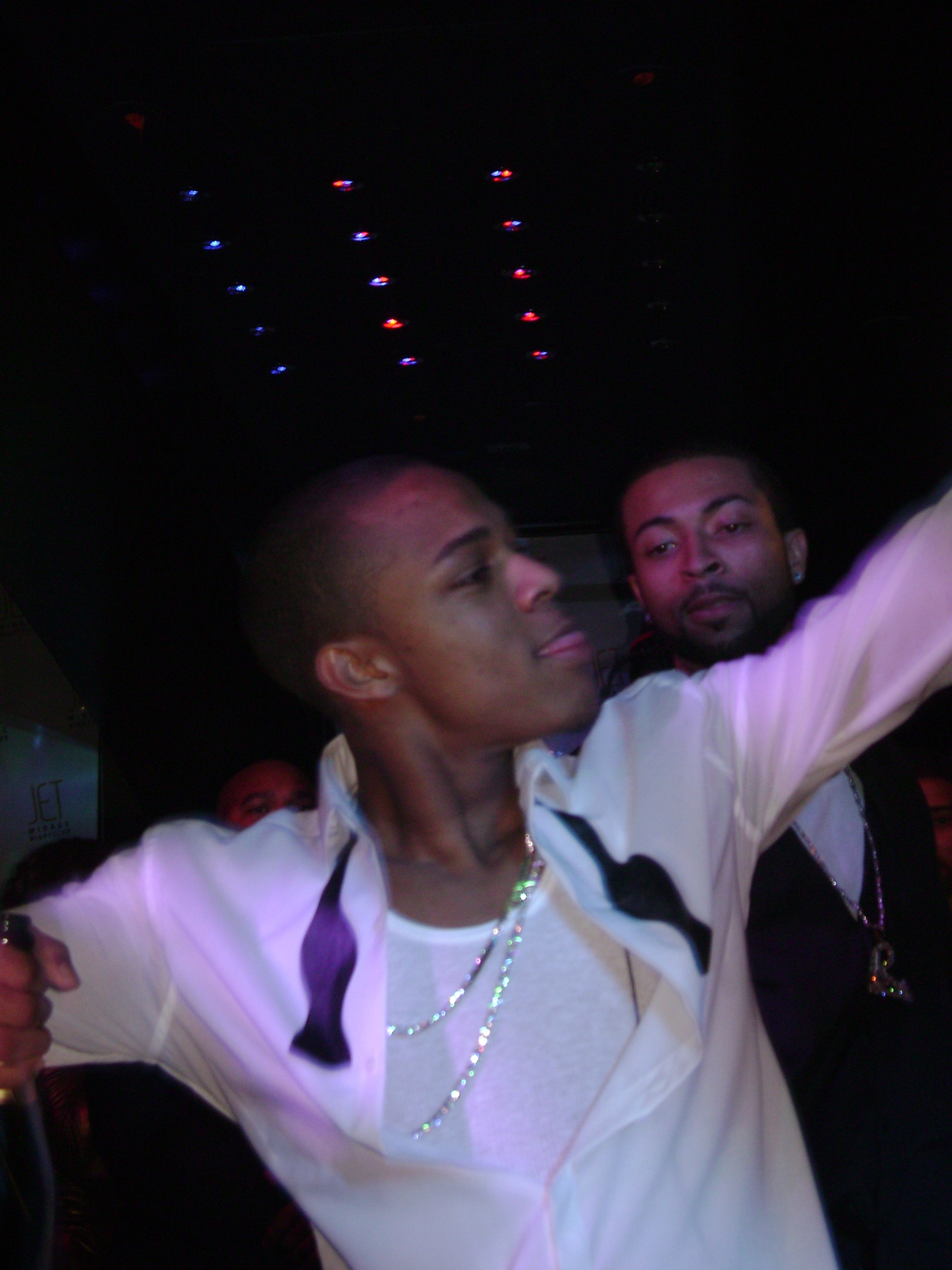 DJ Quick Djing In Las Vegas For Bow Wow's 21st B.D. Pic 1