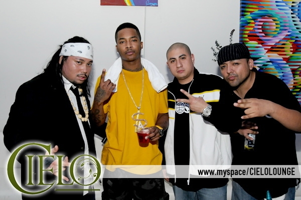 DJ Ray Ray, Chingy, DJ Quick, & DJ Hexone 2