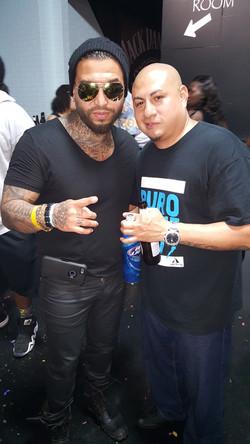 "Ricky Valenz ""Tejano Artist"""