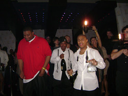 DJ Quick Djing In Las Vegas For Bow Wow's 21st B.D. Pic 3