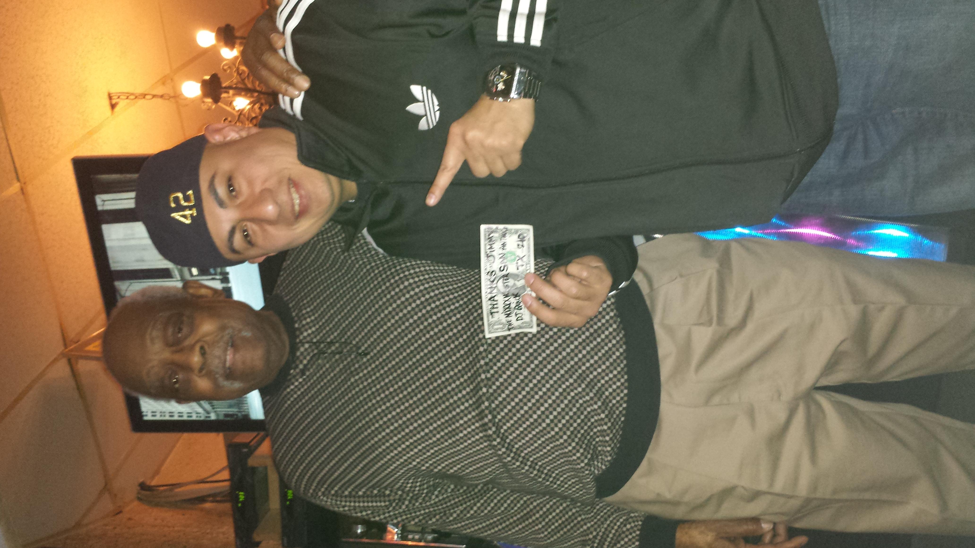 Muhammad Ali's Trainer Jimmy Glenn & DJ Quick