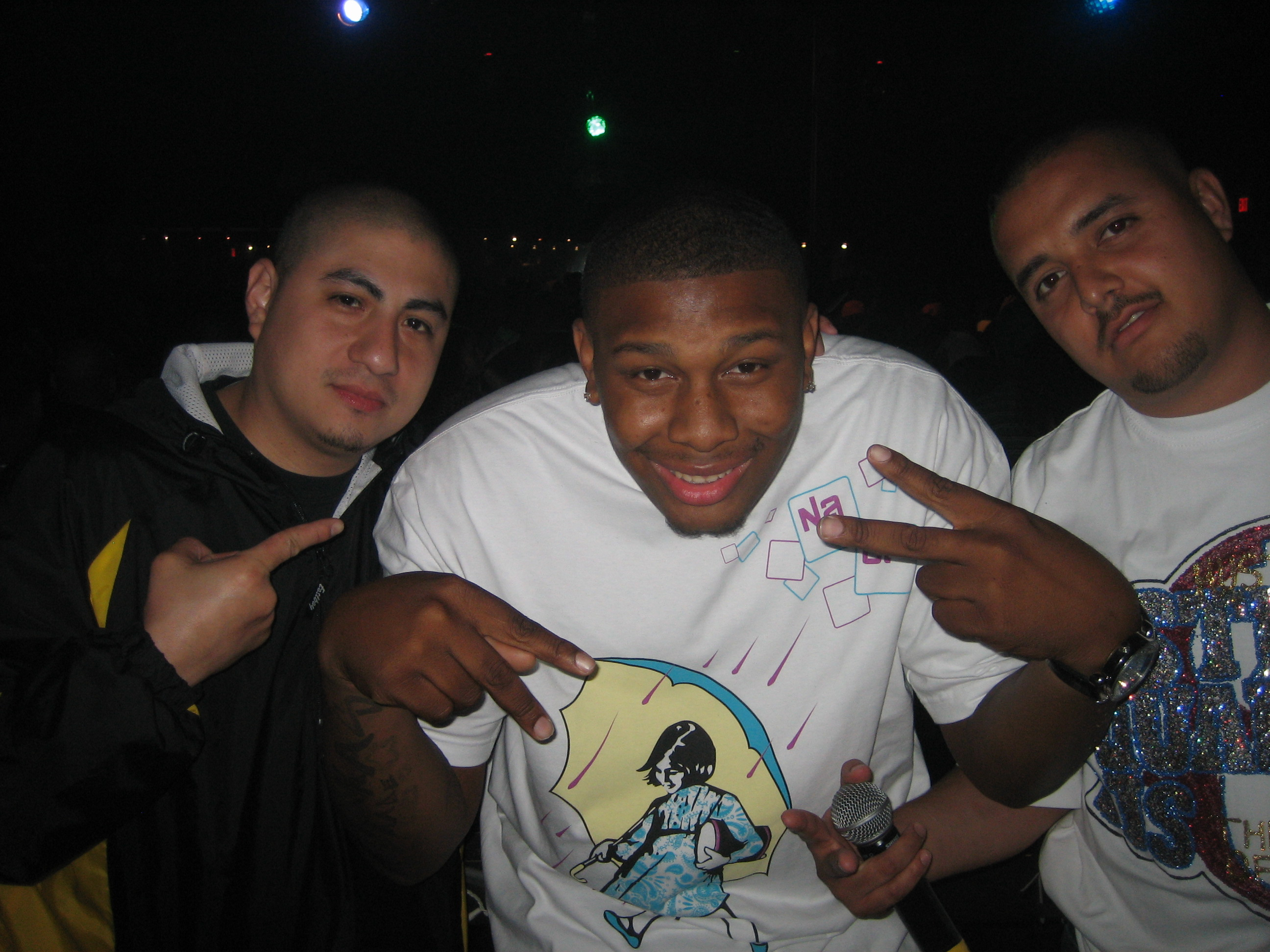 DJ Quick, B-Hamp & Hamm