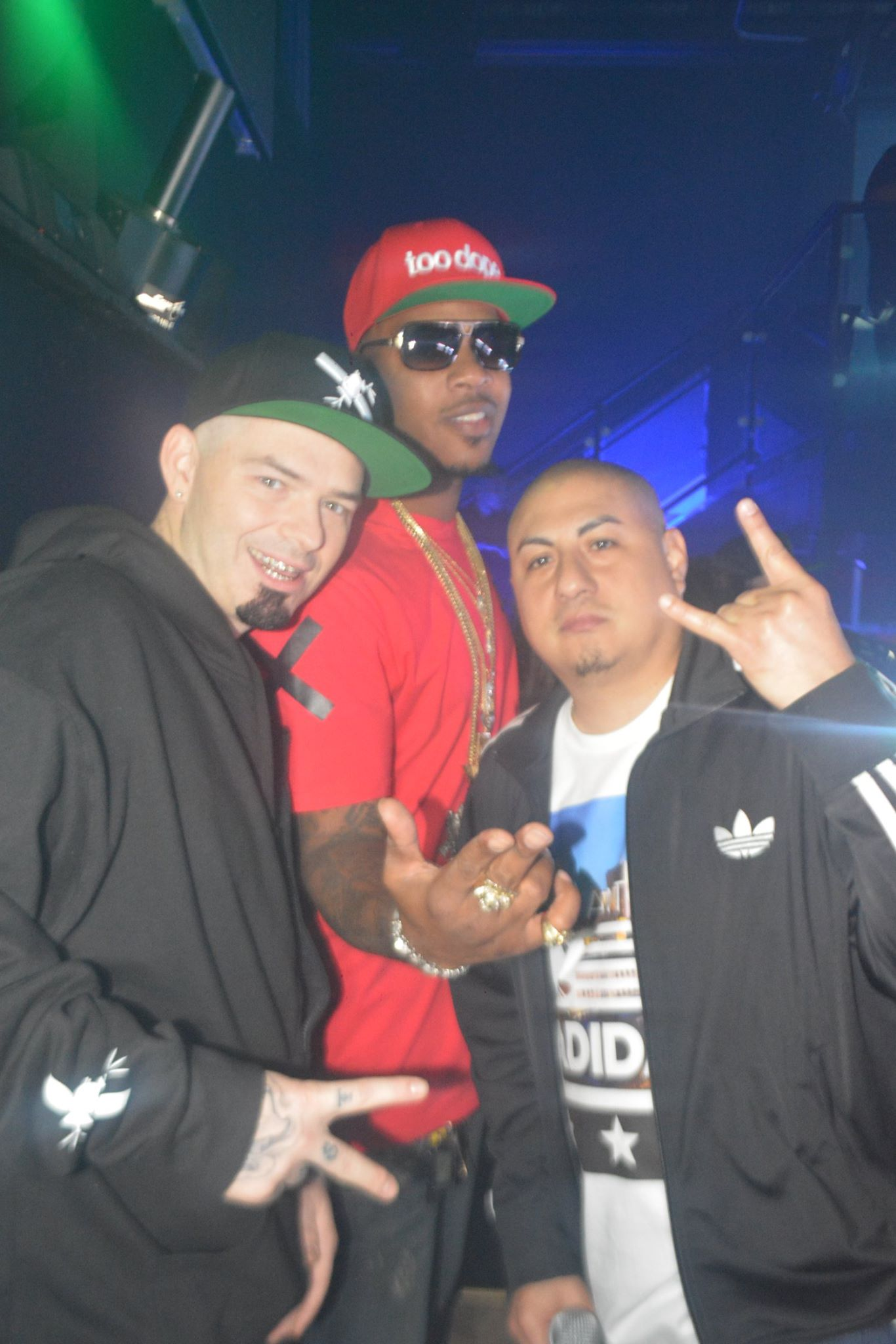 Pau Wall, King Kyle Lee & DJ Quick
