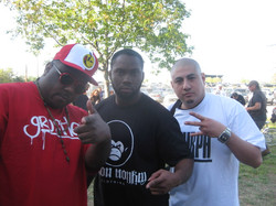 Fat Pimp, C Murph, & DJ Quick - Camargo Park 03.28.2010