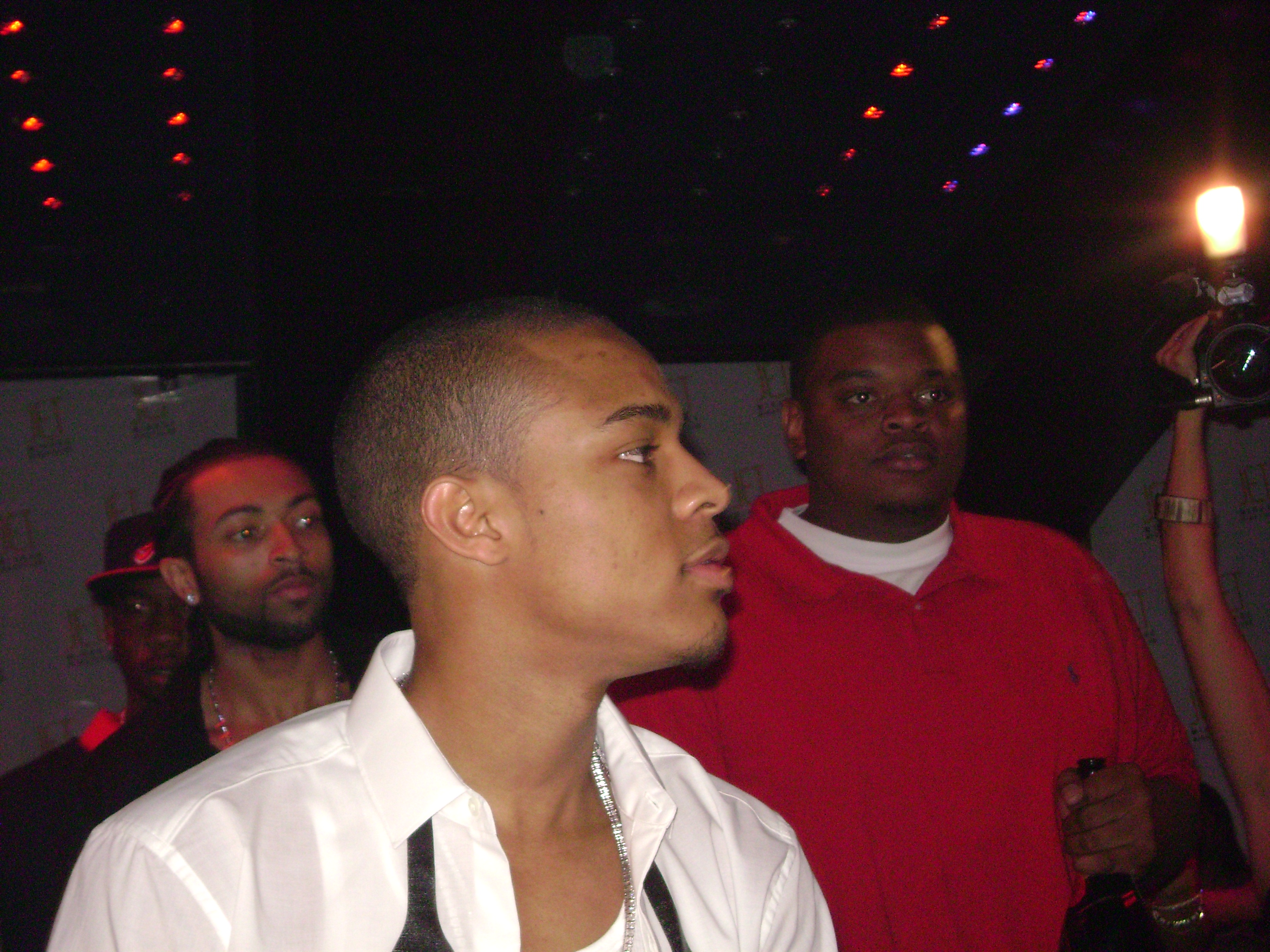 DJ Quick Djing In Las Vegas For Bow Wow's 21st B.D. Pic 5
