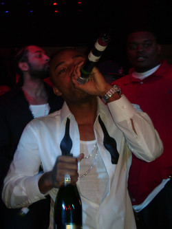 DJ Quick Djing In Las Vegas For Bow Wow's 21st