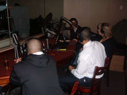 DJ Quick ESPN & ABC World News Interview NYC 02-08