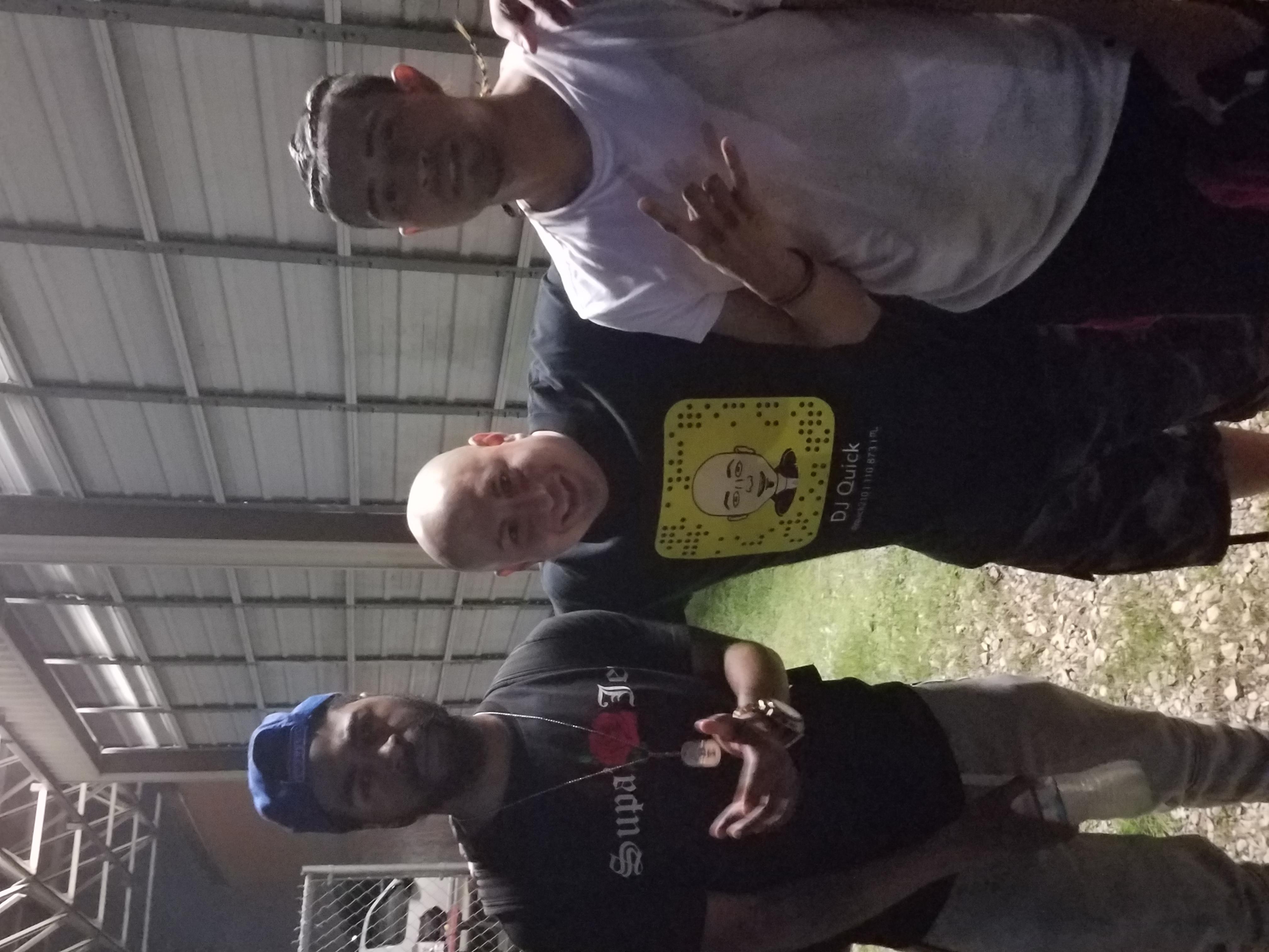 DJ D93, DJ Quick & Kap G