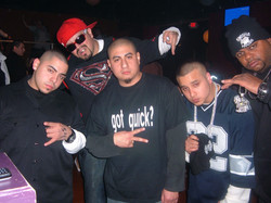 Grade A, Supa Dave, DJ Quick, Lil Young, & B Real