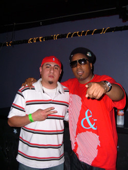 DJ Quick & MIMS Holdin It Down In South Padre