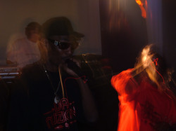 DJ Quick DJ For Ying Yang Twins At Club Krystal Pic 6