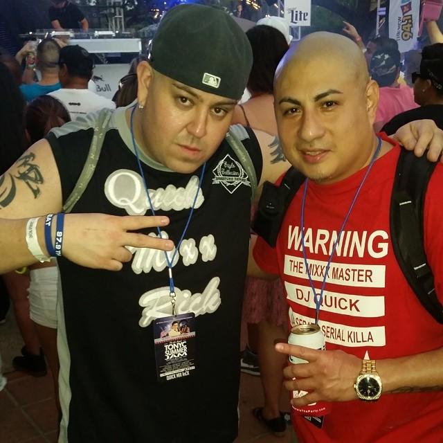 Quick Mixx Rick & DJ Quick