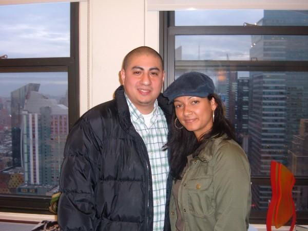 DJ Quick & Russell Simmons Assistant (Jasmin) At Rush Ent. 42nd Floor NYC!