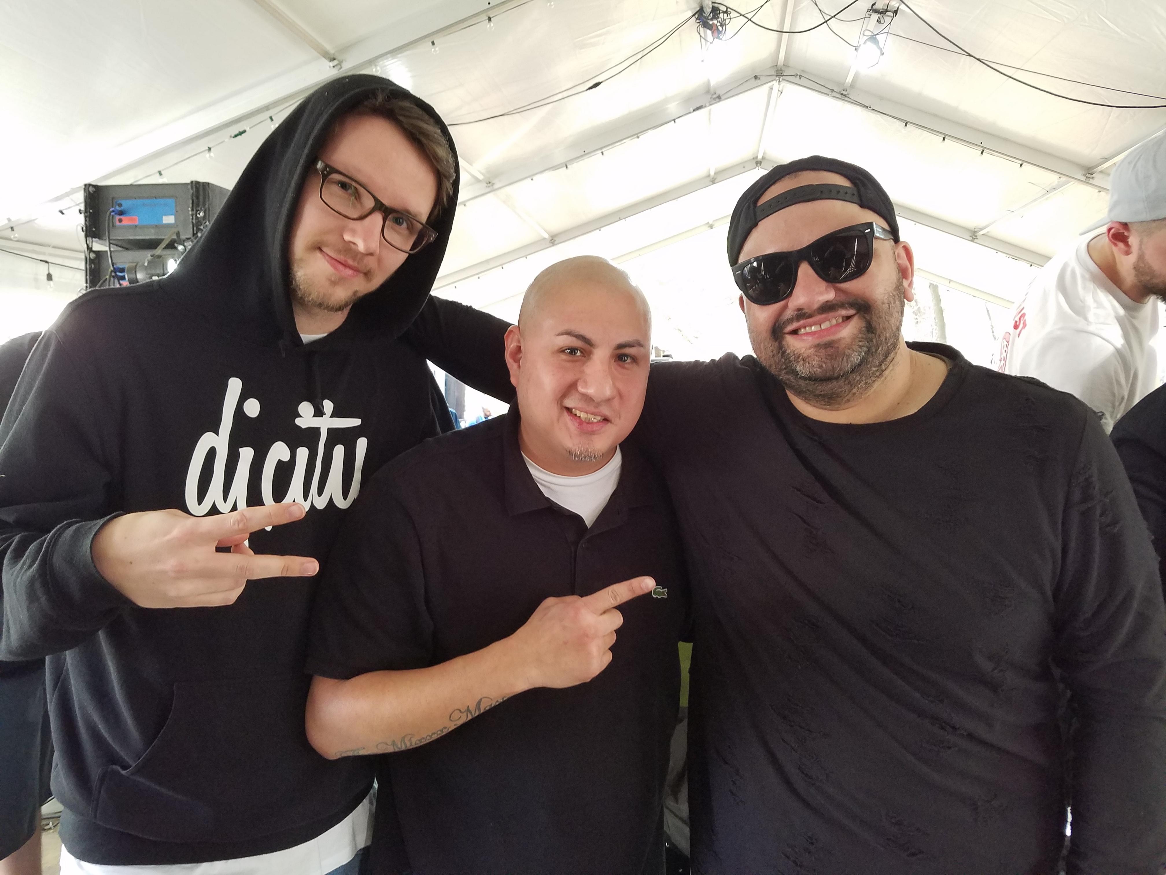 DJ AUSTRALAN & DJ DANNY WEST