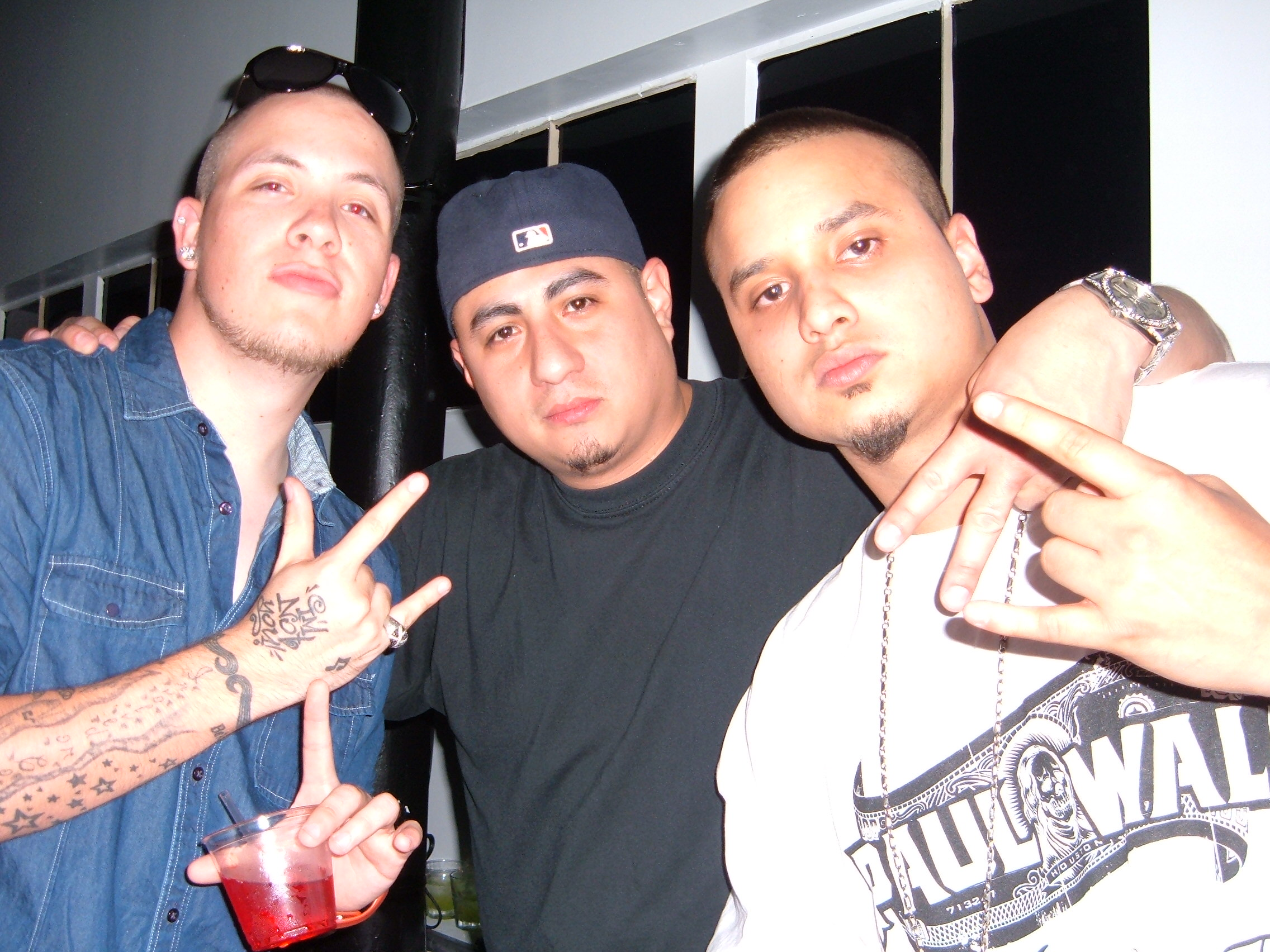 Tino Cocino, DJ Quick & lil Young From Swissa House