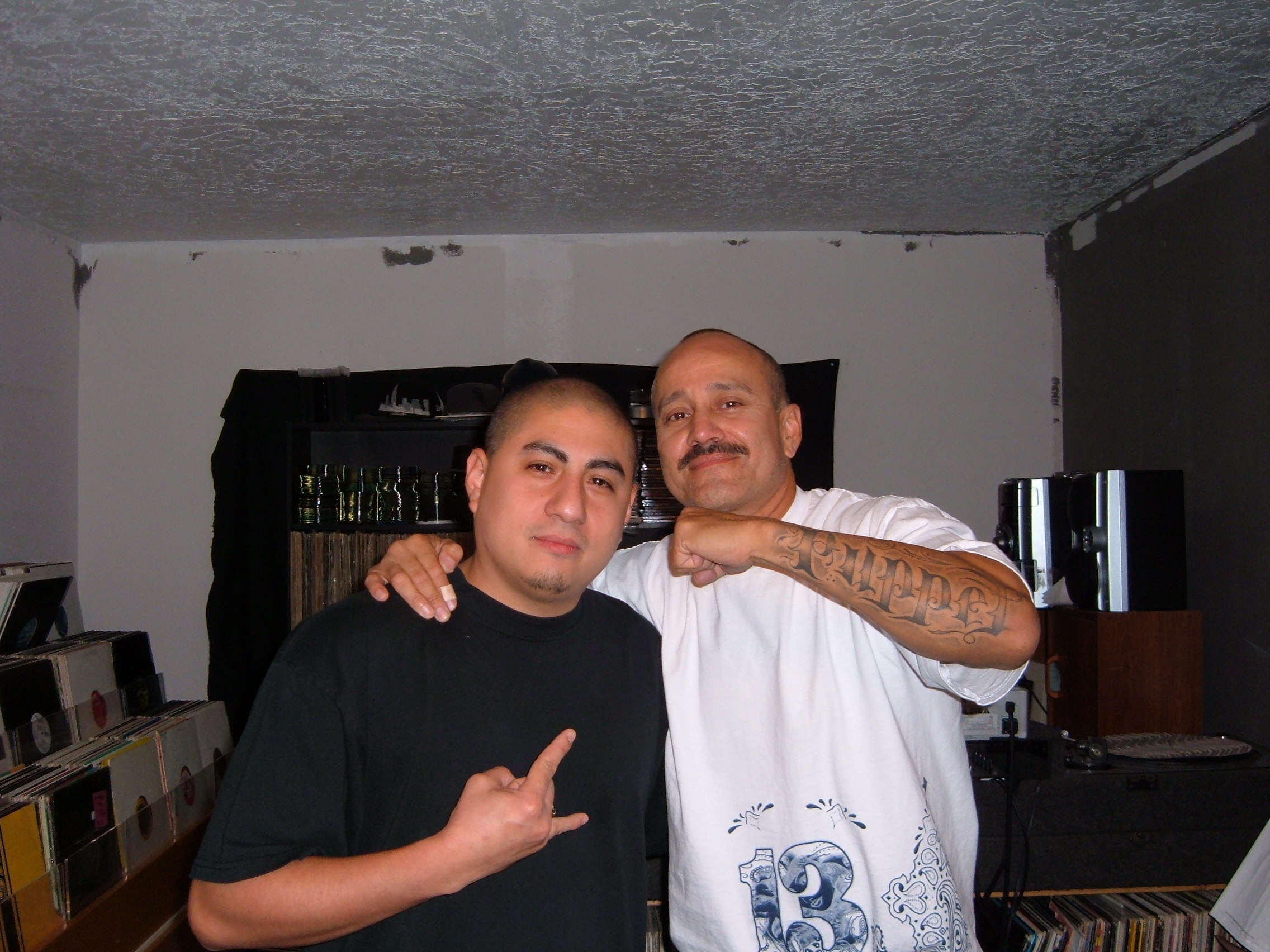 DJ Quick & Puppet From American Me 2008