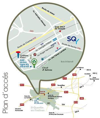 plan_d'accès_centre_d'affaires_Parc_Lumi