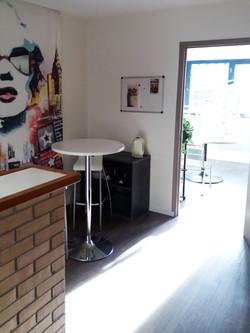 espace partagé de travail à Saint Quentin en Yvelines