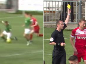 Costly referee mistake knocks out Non-League Underdogs Carshalton Athletic from the FA Cup