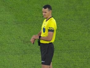 Colombian referee Wilmar Roldan sets Copa Libertadores record