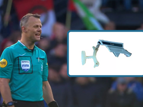 Björn Kuipers is auctioning his whistle for a children's hospital