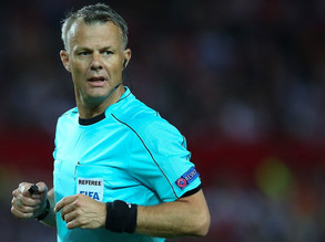 Björn Kuipers: From Business Student to Professional Referee