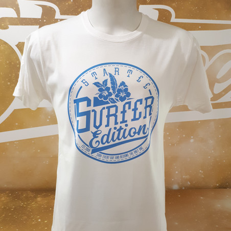 T-shirt surfer Men