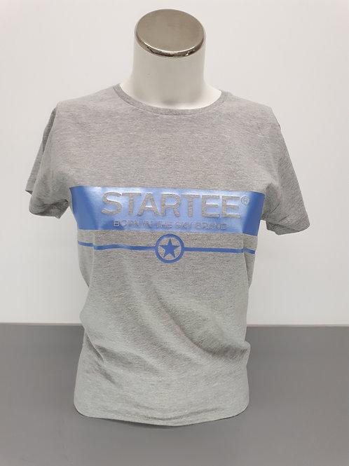 T-shirt women Startee Bande ciel