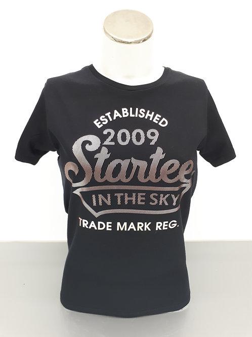T-shirt women Startee 2009.rose gold
