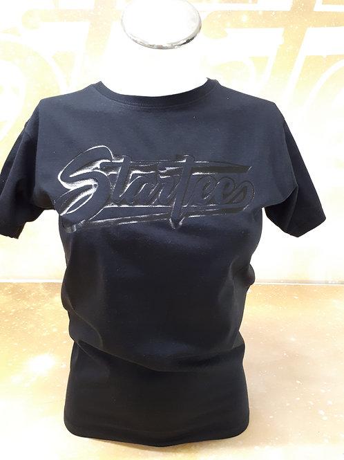 T-shirt women Startee.B.noir