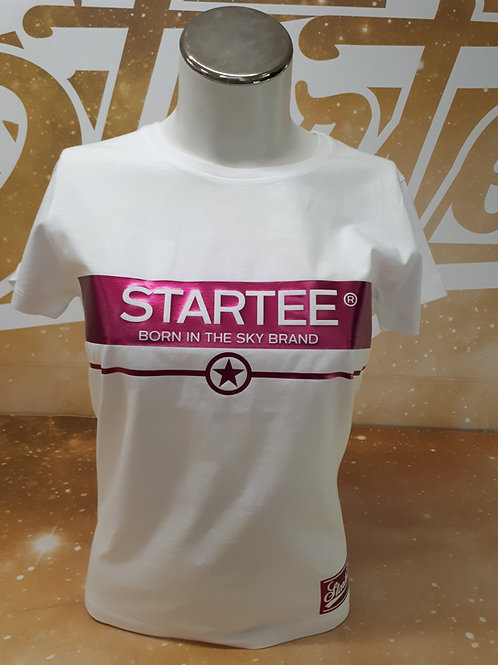 T-shirt women Startee BandeR.W.rose