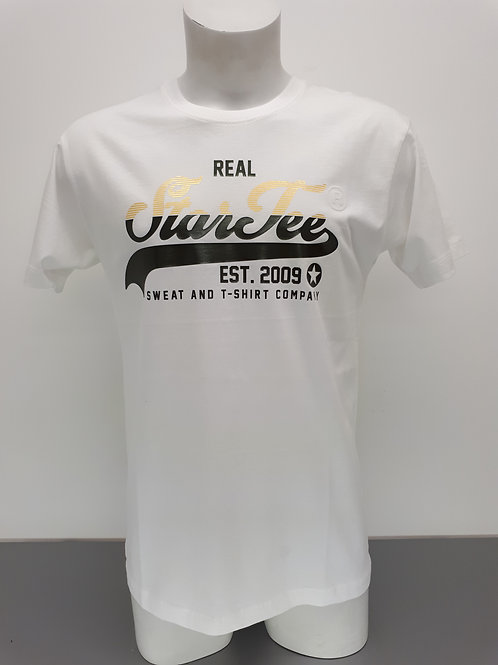 T-shirt men Startee REAL.W kaki.jaune