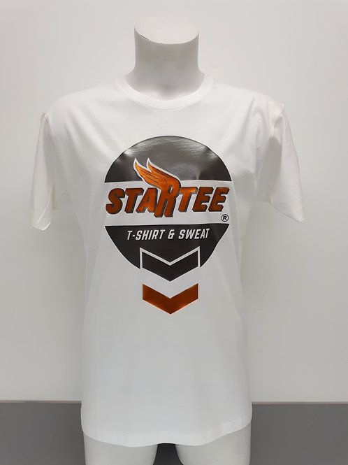 T-shirt men Startee Motor.G.gris.orange
