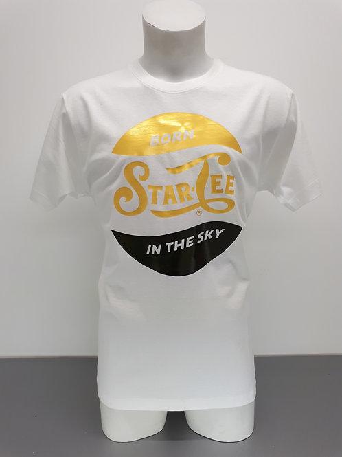 T-shirt men Startee BORN. kaki.jaune