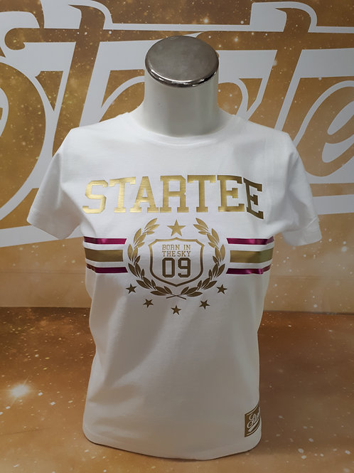 T-shirt women Startee Laurier.W.or.rose