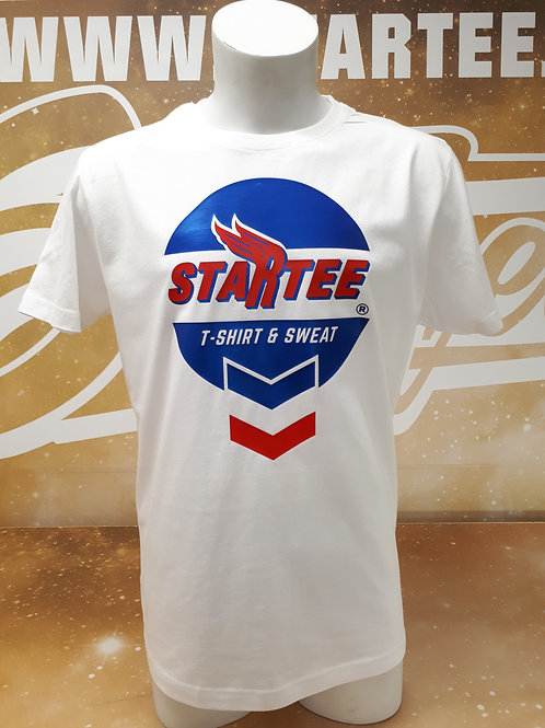 T-shirt men Startee Motor.bleu-red