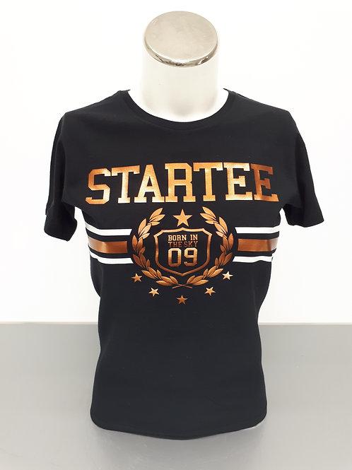 T-shirt women Startee Laurier.B.cuivre