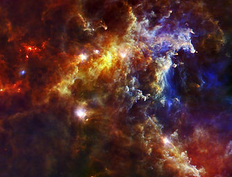 The_Rosette_molecular_cloud_seen_by_Hers