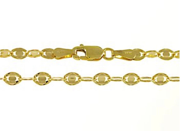 """The """"London"""" Link Bracelet / Chain 7""""  From"""